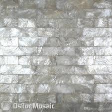 großhandel ziegelmuster weiße farbe 100 capiz shell perlmutt mosaik fliesen für wohnzimmer wandfliesen cs02 osilorshell 173 93 auf