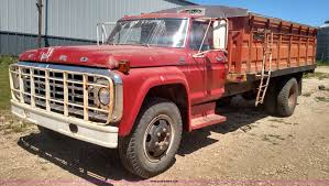 100 1975 Ford Truck For Sale F600 Grain Truck Item BY9251 SOLD June 8 Ag E