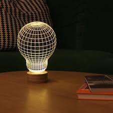 Lumio Book Lamp Walnut by Bulbing Lamp Moma Design Store