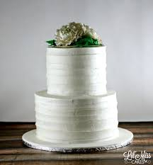 Rustic Wedding Cakes Without Fondant