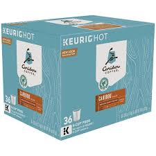 Caribou Coffee Blend K Cup Pods