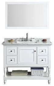 amazing design 42 inch vanity inch single sink bathroom vanity