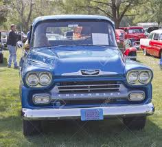 MARION, WI - SEPTEMBER 16: Front Of Blue 1958 Chevy Apache Truck ... 1958 Chevrolet Apache Gateway Classic Cars 1084hou Rmd Garage Chevy Dream Catcher Superfly Autos Sema 2017 Simplebuilt Farm Truck Pickup Auto Mall Twice The Fun In A Turbo 58 Speedhunters Apache Drag Truck Tribute Pro Street Bagged Old File1958 4wd Pickup Truck Napcojpg Wikimedia Clsico Por Siempre Pinterest Gmc Trucks And Chevrolet Stepside Pickup F176 Harrisburg 2016 La Car Spotting Barn Find Rare All Original Nice 513