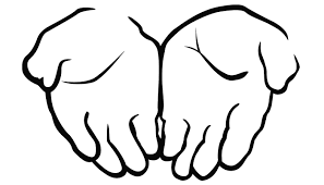 Praying Hand Prayer Hands Clipart