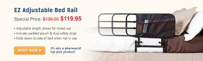 Ez Adjust Bed Rail by Justhomemedical Com U2013 Your Home Medical Supplies Super Store