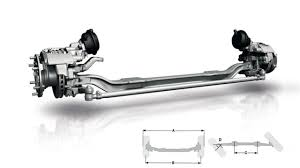 100 Truck Axles For Sale MercedesBenz S Front Axle Systems