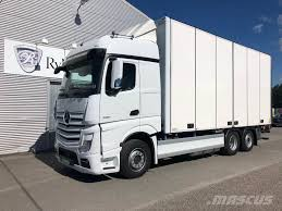 Used Mercedes-Benz -actros-2551l-skap Box Trucks Year: 2018 For Sale ... Used Trucks For Sale Cluding Freightliner Fl70s Intertional Used 2010 Isuzu Npr Hd Box Van Truck For Sale In New Jersey 11463 Box For Ebay Gmc Truck Lovely W4500 Van Home Preowned Sale In Seattle Seatac 2013 24ft 4300 Youtube N Trailer Magazine 2012 Intertional Ga 1735 2014 Isuzu 1999 Mack Rd690s Tandem Axle By Arthur Trovei