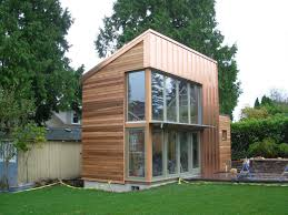 100 House And Home Pavillion This Copper Glass And Cedar Garden Pavilion Serves As Music