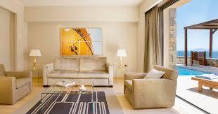 chambre suite avec suite une chambre vue mer avec piscine privée daios cove