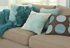 Brown And Teal Living Room by Teal Cream And Taupe Living Room Google Search Turq Teal And
