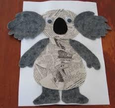 Koala Bear Crafts Preschool 25 Best Around The World Australia Images On Pinterest
