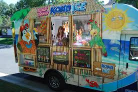 A Visit From The Local Kona Shaved Ice Truck Was A Big Hit ... Chicago Boyz Blog Archive Shaved Ice Truck Boerne Texas Start A Business Ocbusinessstartupcom Aloha Shave Food Trucks In Dallas Tx Beverages Touch A San Diego Sweet Snow Toronto Swartz Creek Family Brings Relief To Summer Heat With New Kona August 2015 Looking For Food Trucks Hawaiian Catering Haole Boys Orange County Ca Vendor Truck Snocal Hungryonescom