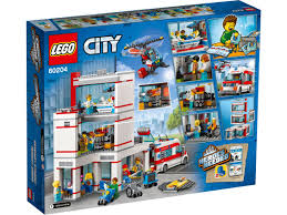 100 Lego City Tanker Truck LEGO Hospital 60204 LEGO Products And Sets LEGO
