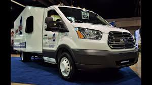 100 Expediter Trucks Steve McNeals Sixskid Boxsleeperoutfitted 2017 Ford Transit Cutaway Expediter