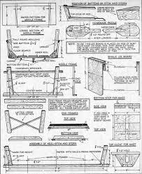 small sailboat plans free plans stitch and glue boat building