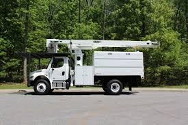 100 Forestry Bucket Trucks FREIGHTLINER Truck Boom For Sale