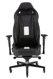 Corsair CF-9010007 T2 Road Warrior Black & White Gaming Chair Killabee 8212 Black Gaming Chair Furmax High Back Office Racing Ergonomic Swivel Computer Executive Leather Desk With Footrest Bucket Seat And Lumbar Corsair Cf9010007 T2 Road Warrior White Chair Corsair Warriorblack By Order The 10 Best Chairs Of 2019 Road Warrior Blackwhite Blackred X Comfort Air Red Gaming Star Trek Edition Hero