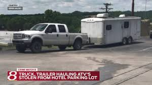 Police Investigating After Truck, Trailer, ATVs Are Stolen From ... Ramada Inn North Columbus Oh See Discounts Truck Surf Hotel Motorhome Hotel Chases Surf And Sleeps You Next El Paso Hotels In East Tx Bio Vista Motel Wainwright Canada Bookingcom Amenities Wickliffe Fairbridge Suites Cleveland Quality Inn Updated 2018 Prices Reviews Forrest City Ar Wattle Grove Aus Best Price Guarantee Lastminute Comfort Bwi Airport Baltimore Md Americas Value College Station