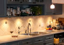 dimmable cabinet lights from elemental led now available in
