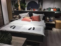 möbel schlafzimmer steffen eiche anthrazit inkl kommode xxxlutz