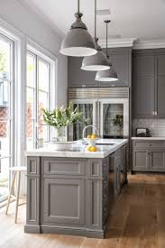 dove grey shaker kitchen cabinets gray country kitchen white and