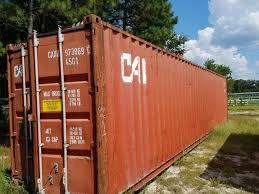 100 Shipping Container 40ft HC CAI CAXU 973 8690