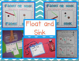 Materials Sink Or Float by 14 Best Sinking Floating Images On Pinterest Science Ideas