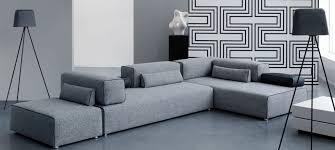 canapé contemporain design