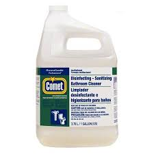 p g comet disinfecting sanitizing bathroom cleaner 3 20 image