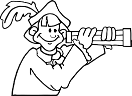 Christopher Columbus Coloring Pages New 80 With Additional Free Colouring