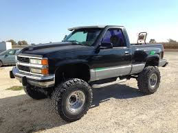 Lifted 1994 Chevy 1500 Step Side Short Bed - Classic Chevrolet C/K ... 1994 Chevy Choo Customs Stepside Pickup Truck Flickr My Dad Gave My Son His Old 94 Z71looks Just Like This But C1500 The Switch Chevrolet Ck Wikipedia 1500 Questions It Would Be Teresting How Many 454 Ss Best Of Twelve Trucks Every Guy Needs To Own Readers Rides Issue 3 Photo Image Gallery Fabtech 6 Performance System Wperformance Shocks For 8898 Home Facebook Silverado Parts Gndale Auto Parts 93 Code 32 Message Forum Restoration And Repair Help