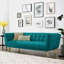 mørteens sofa cameta türkis webstoff
