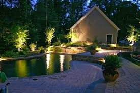 Outdoor solar lights Path Landscape Security