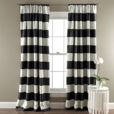 Navy And White Striped Curtains Target by Home Threshold For Target Shower Curtain Bottom Stripe White And