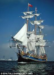skipper of sunk hms bounty sailed into sandy knowing the vessel