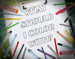Best Coloring Tools For Getting Started With Adult Books