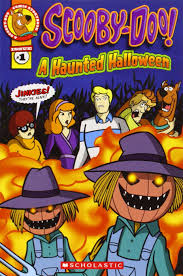 Halloween Picture Books by Amazon Com Scooby Doo Comic Storybook 1 A Haunted Halloween