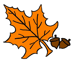 Free clipart of fall leaves