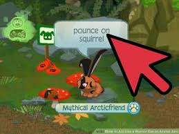 warrior cat how to act like a warrior cat on animal jam 9 steps