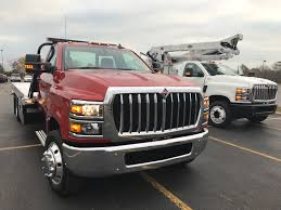 100 International Trucks Chicago Details On S CV Series With Our Test Drive