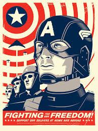 Eric Tan Captain America