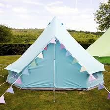 Sky Blue Bell Tent   Boutique Camping Thorncombe Farm Dorchester Dorset Pitchupcom Amazoncom Danchel 4season Cotton Bell Tents 10ft 131ft 164 Tent Awning Boutique Awnings Flower Canopy Camping We Review The Stunning Star From Metre Standard Emperor Bells Labs Which Bell Tent Do You Buy Facebook X 6m Pro Suppliers And Manufacturers At Alibacom