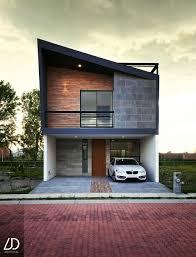 100 Designs Of A House 3 Floor House Located In Puebla Mexico With A Contemporary Facade