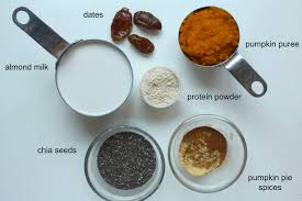 Ingredients For Pumpkin Pie Spice by Pumpkin Pie Chia Pudding Recipe By Sarah Bester