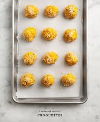 Japanese Pumpkin Croquette Recipe by Butternut Squash Croquettes Recipe Love And Lemons