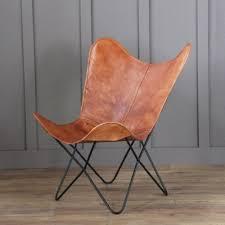 leder wohnzimmer stühle cover schmetterling stuhl ersatz braun cover handmade echtes leder abdeckung
