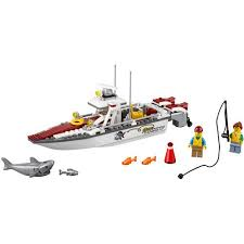 Lego Ship Sinking 3 by Lego City Fishing Boat 60147 Walmart Com