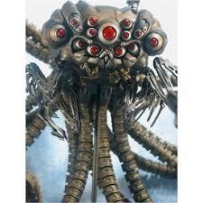 Matrix Destroyer Bots