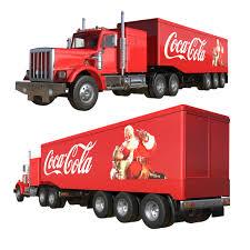 100 Tamiya Truck King Hauler Toy 3D Model CGTrader
