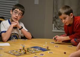 Lemming Mafia Board Game